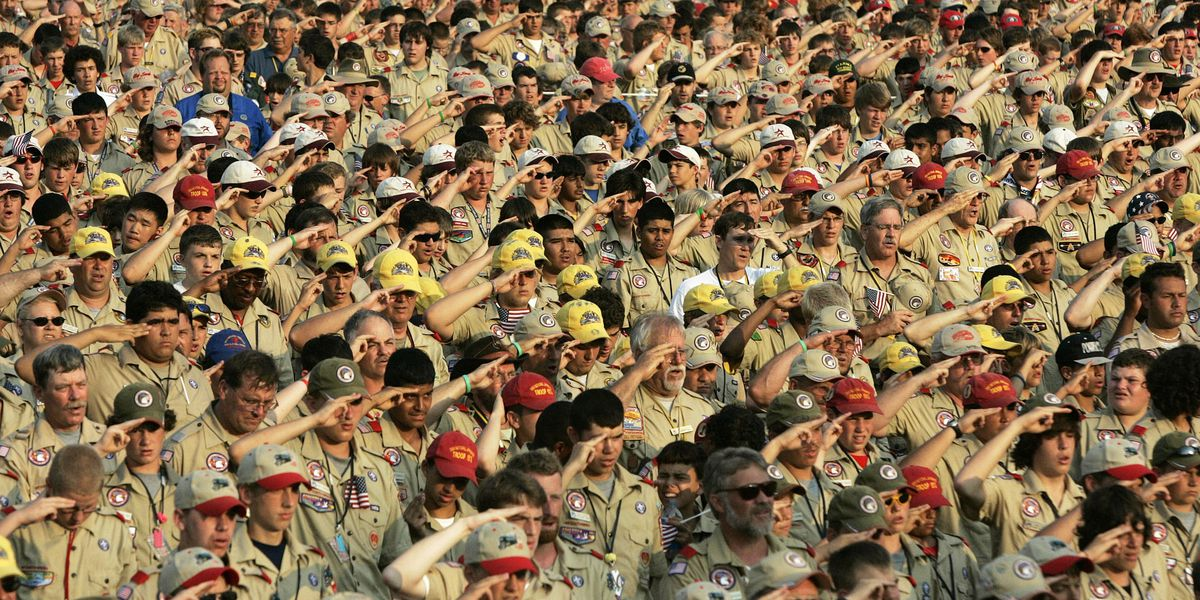 Looming wave of sex abuse cases poses threat to Boy Scouts