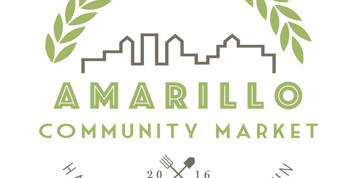 Amarillo Community Market moving to Santa Fe Depot this weekend