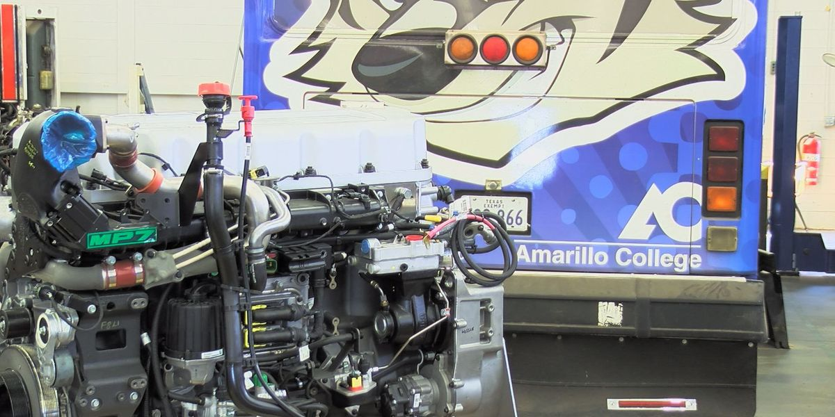 New diesel technology enhances learning experience for AC students