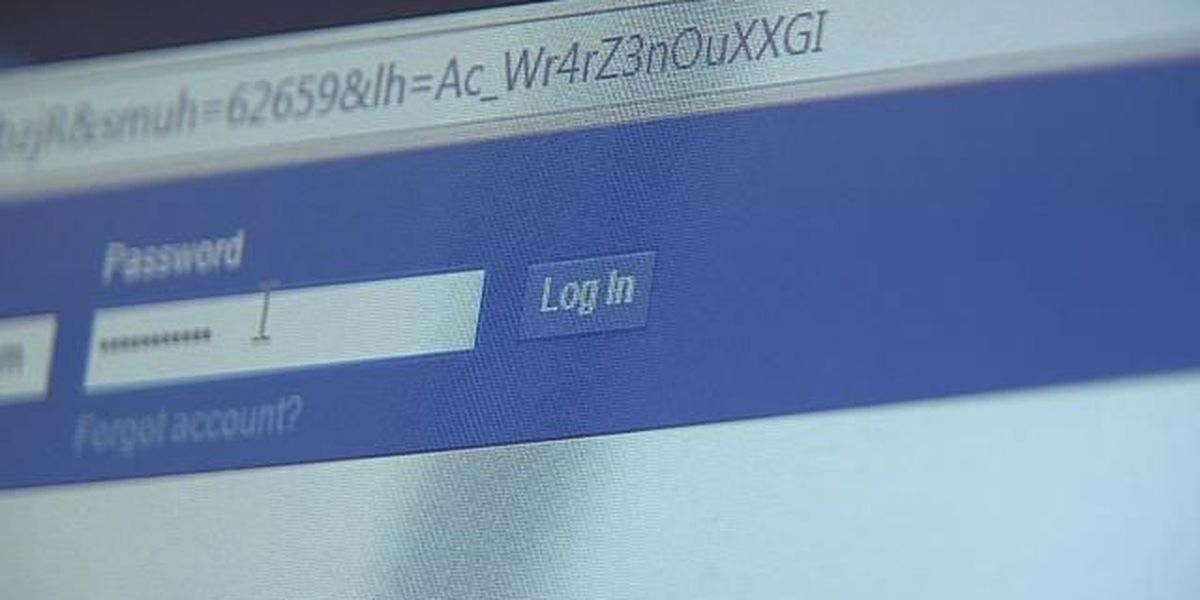 Local women and children being sexually solicited on Facebook