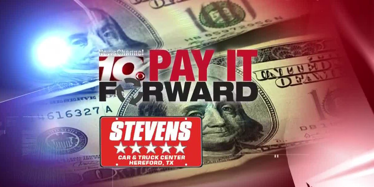 KFDA'S Pay it Forward
