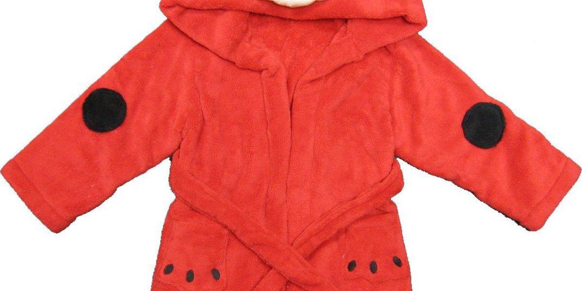 Flammability standards fail causing children's sleepwear to be recalled