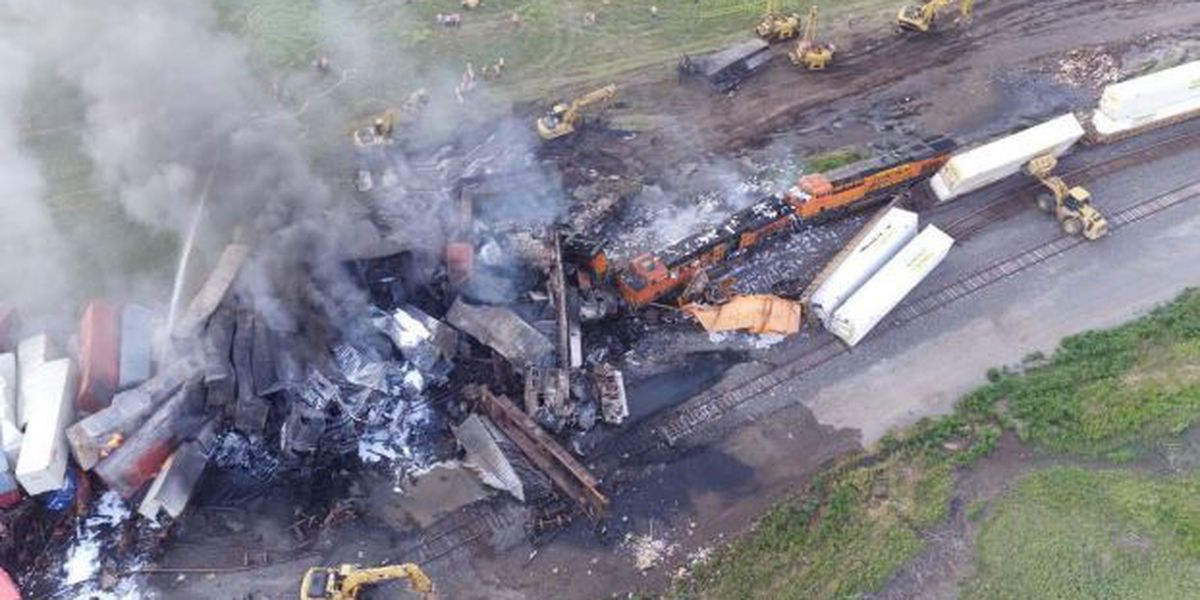 Witness reports, event recorders analyzed as NTSB probes train crash