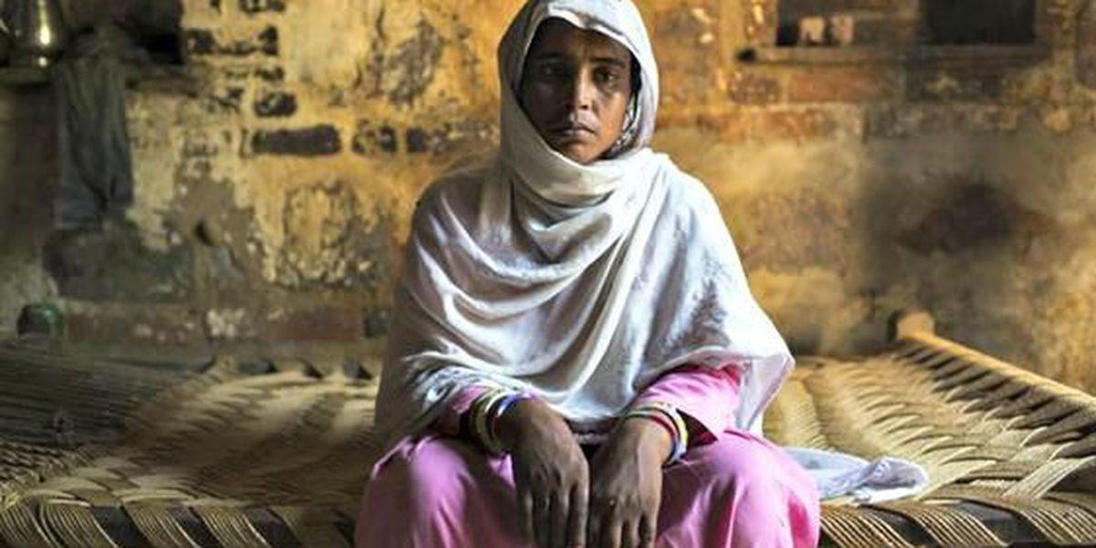 El horror de ser convertidas en esposas esclavas