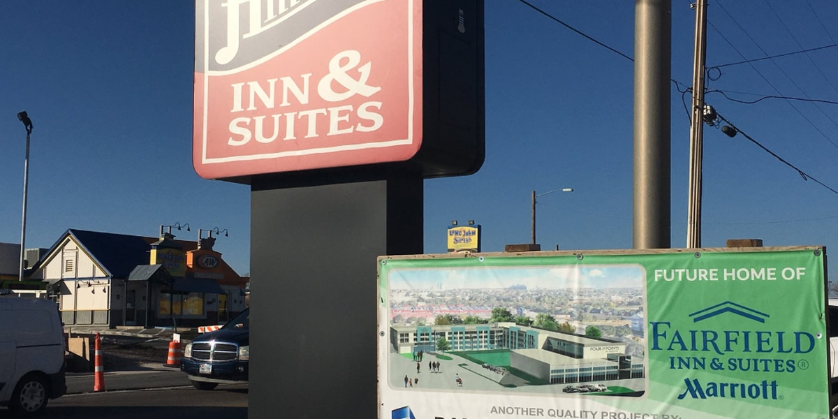 Historic east Amarillo hotel to be turned into two name-brand hotel properties