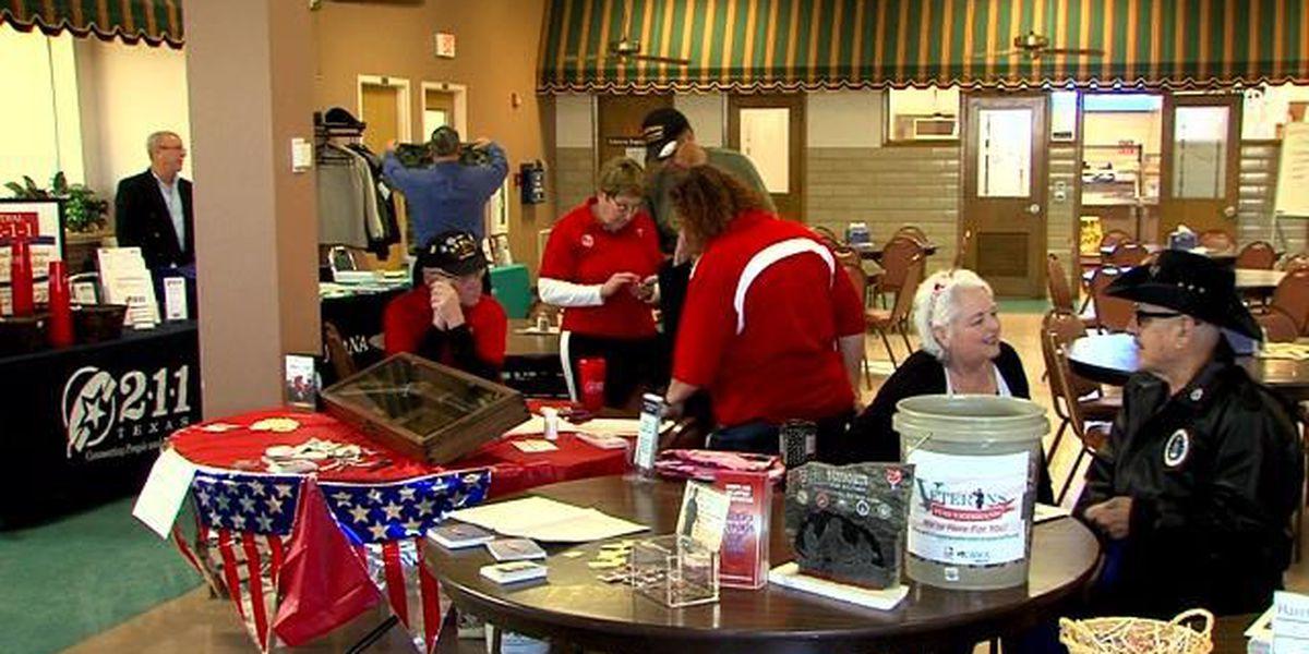 Veterans benefit fair helps educate local veterans