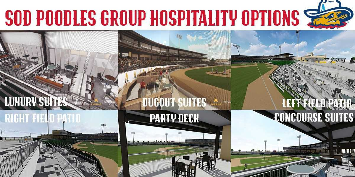 Amarillo Sod Poodles announce hospitality options for 2019 season