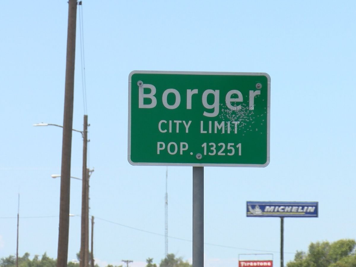 City of Borger developing 'Boomtown 2040' comprehensive plan