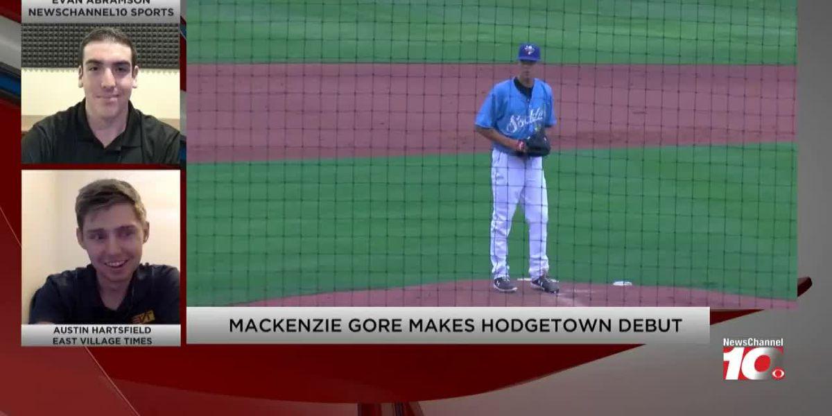 Catching Up: MacKenzie Gore's Hodgetown Debut