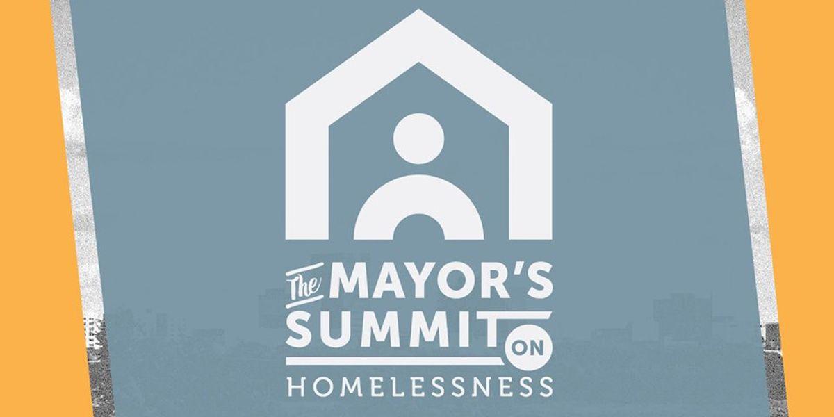 Mayor Ginger Nelson to host Mayor's Summit on Homelessness