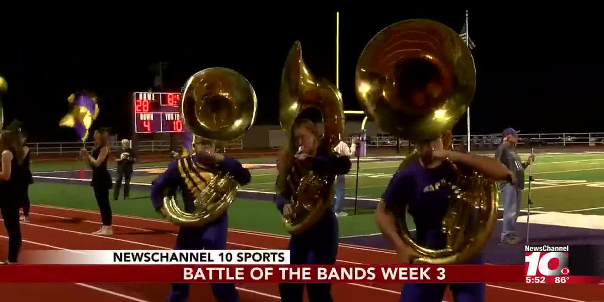 The Wrap Up, Battle of the Bands, Childress & Panhandle