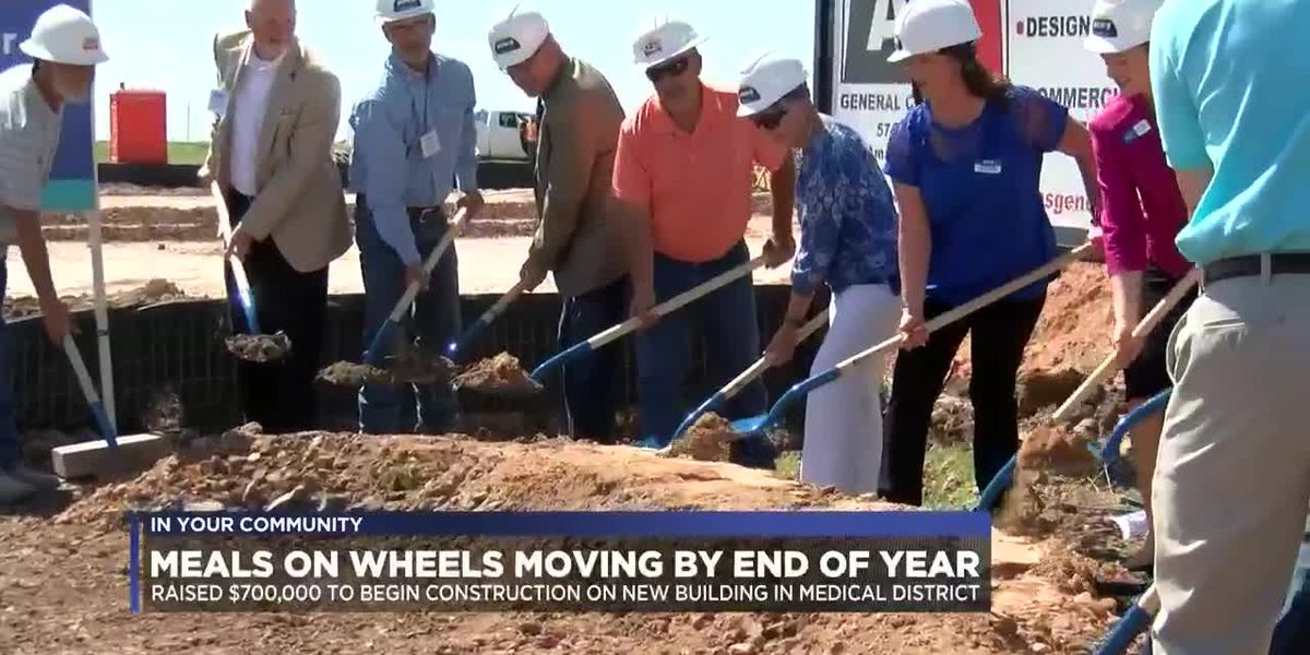 Meals on Wheels of Amarillo moving to new location by end of year
