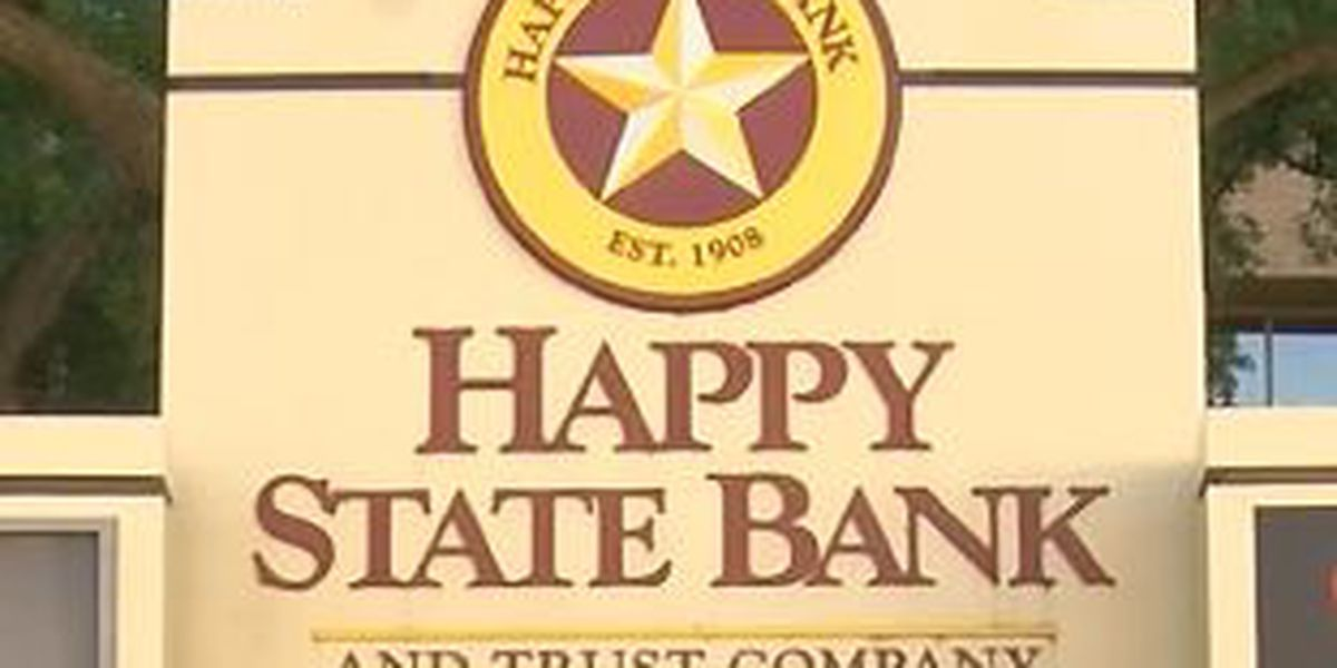 Happy State Bank begins construction on familiar location