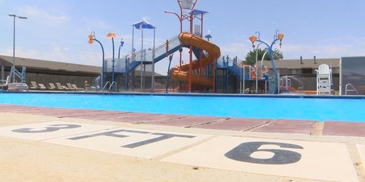 City pools to open this weekend