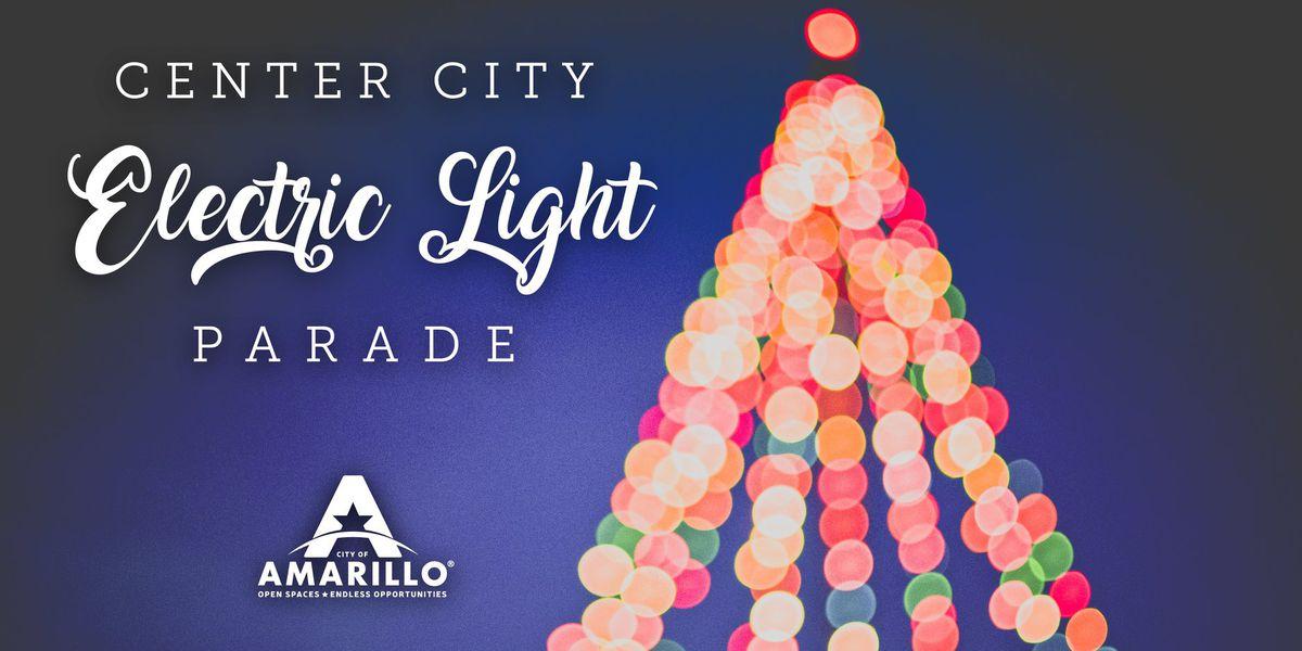 Center City's Electric Light Parade lighting up downtown