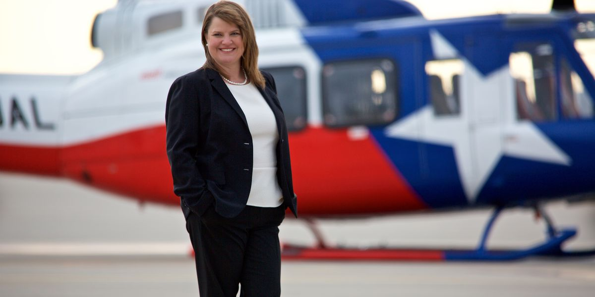 Bell's Shannon Massey appointed to Aerospace and Aviation Committee