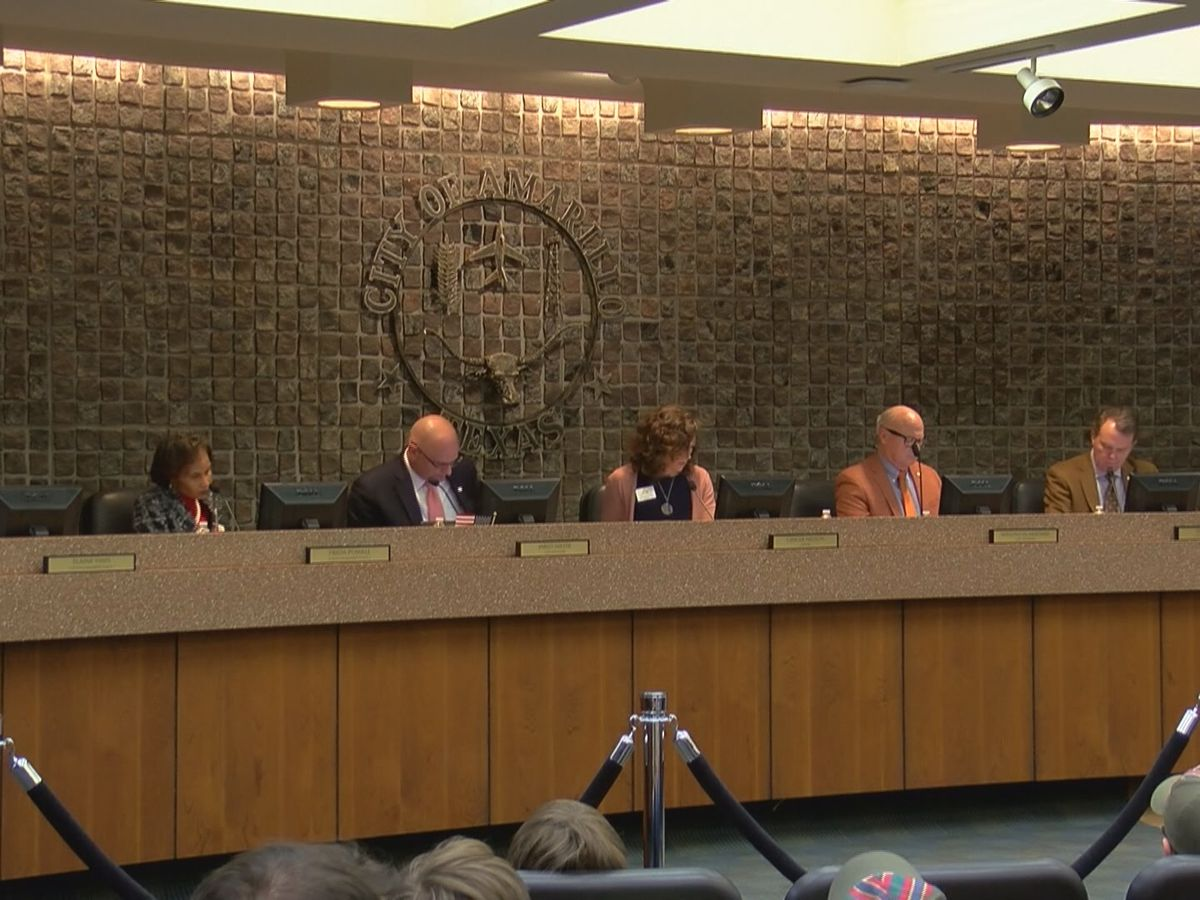City council approves construction plans for Amarillo