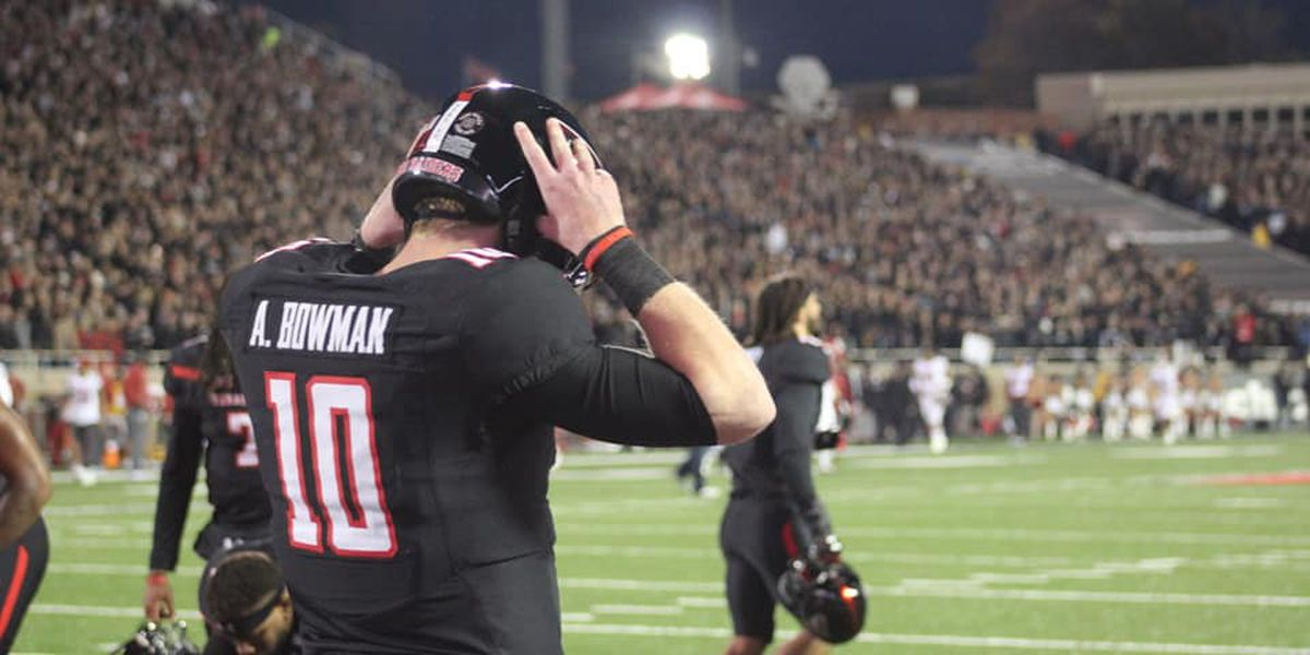 Bowman released from Covenant, will return to Red Raiders Thursday