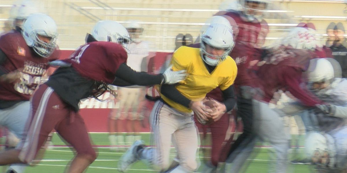 West Texas A&M's Spring Game kicks off this Saturday