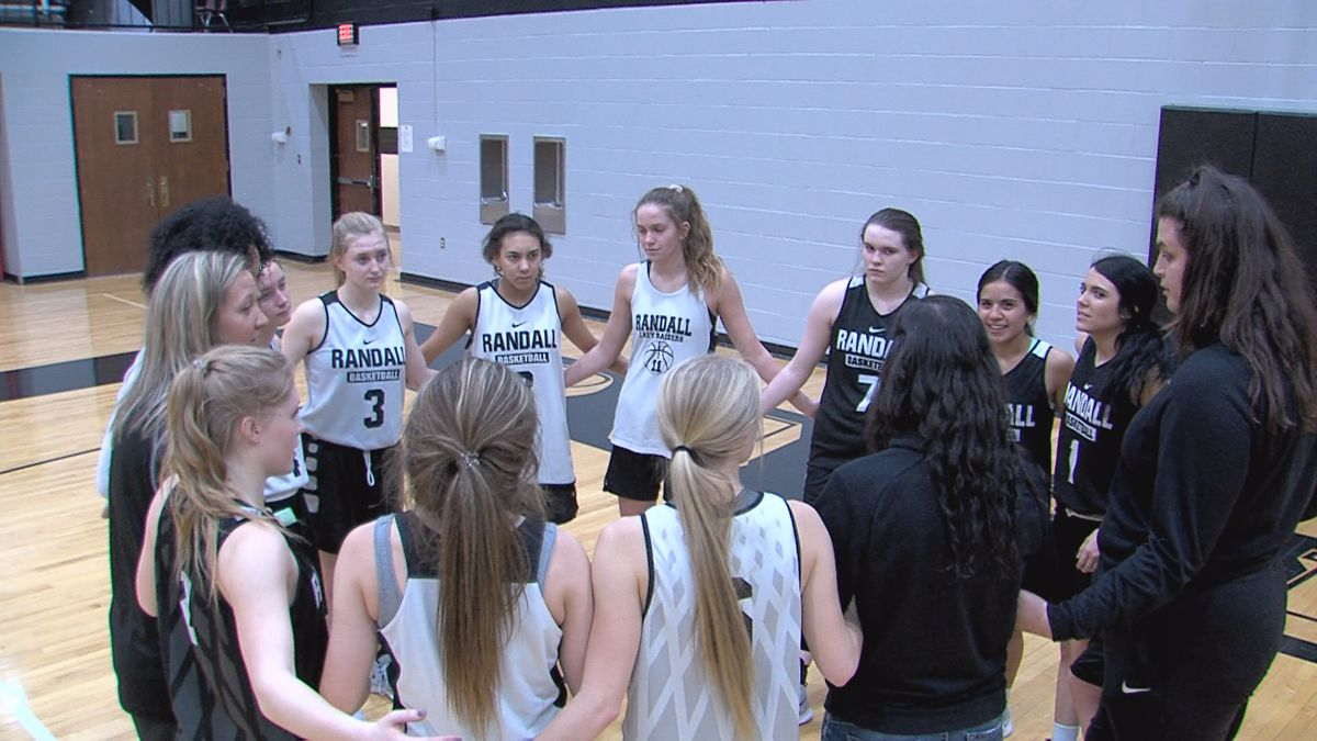 Randall Lady Raiders getting better day by day