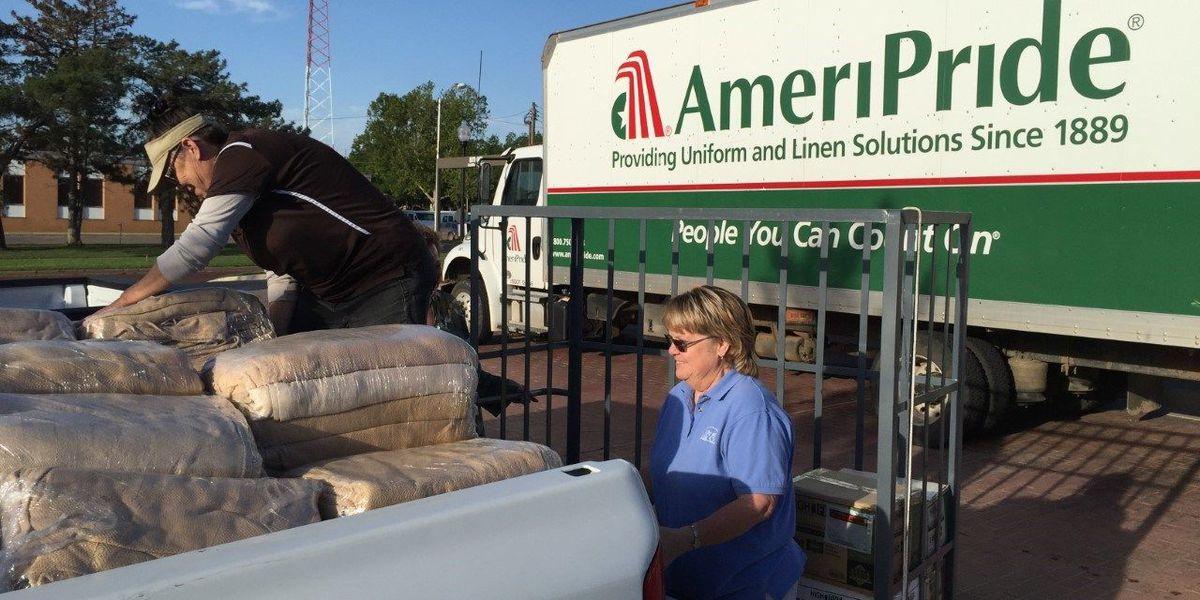 AmeriPride sends aid to Elk City after tornado