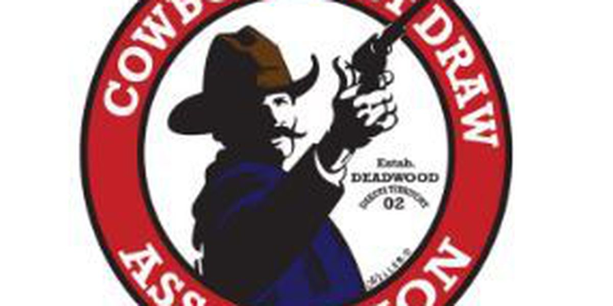 Cowboy fast draw competitions taking place this weekend