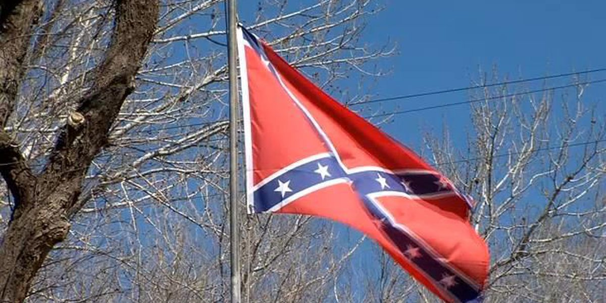 Local group plans rally to support confederate flag