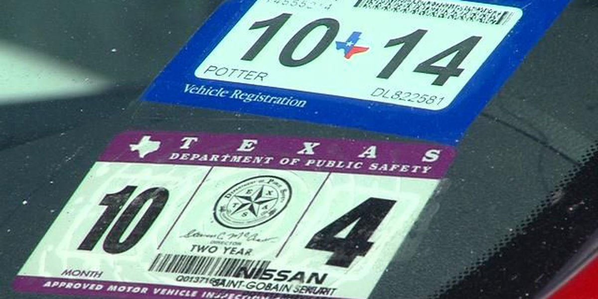Texas Will Say Goodbye To Inspection Stickers