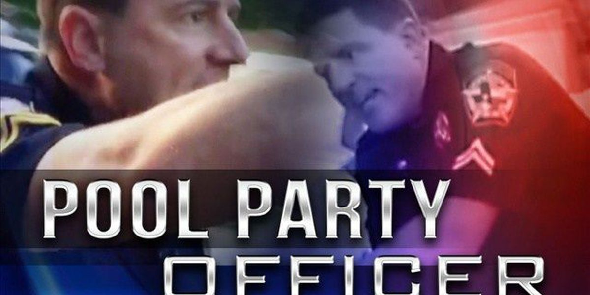 The Latest on pool incident: Officer in video resigns