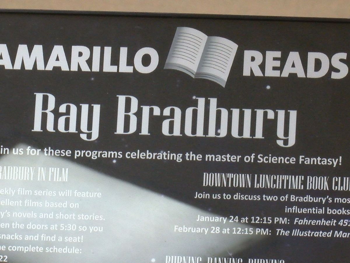 Amarillo Reads program to offer more than just reading books