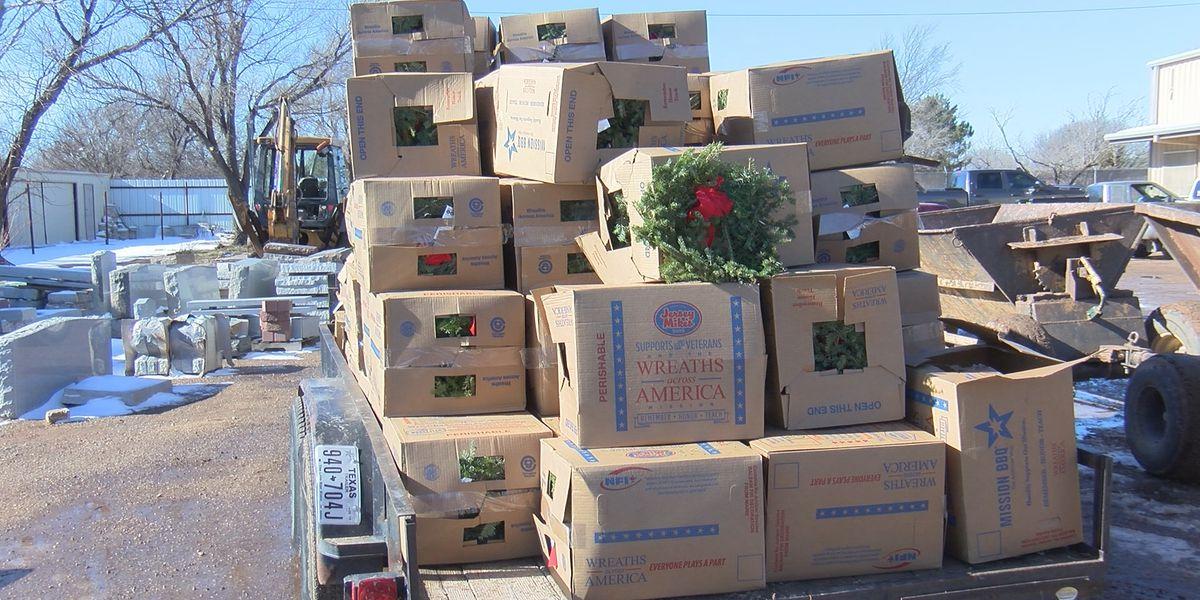 Amarillo Civil Air Patrol prepares for Wreaths Across America Ceremony