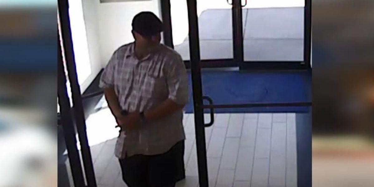 Amarillo National Bank robber sentenced