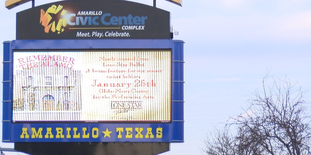 Amarillo to vote on a study to assess needs of Civic Center