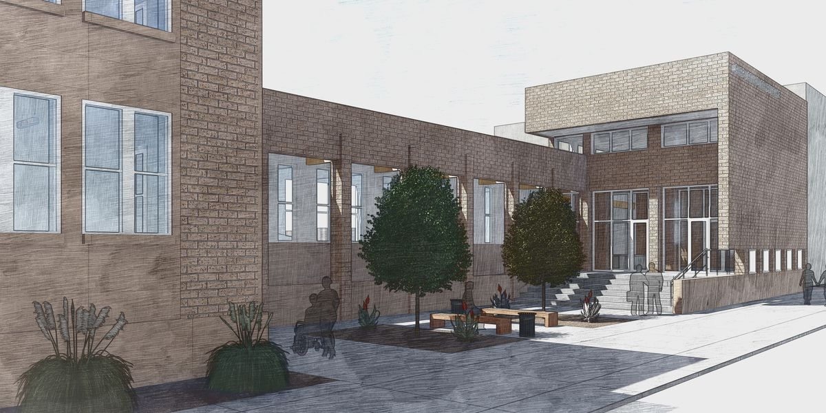 $6 million improvement on New Mexico's Curry County courthouse building