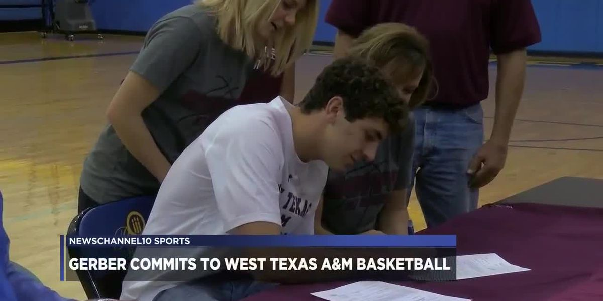 Nazareth's Jake Gerber commits to WT Basketball