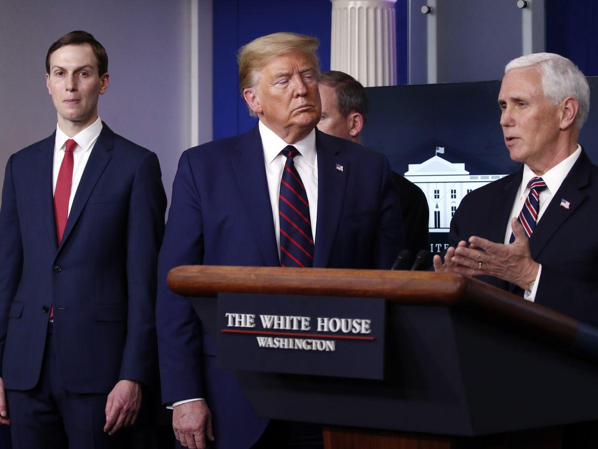 Trump administration changes national stockpile definition amid coronavirus response