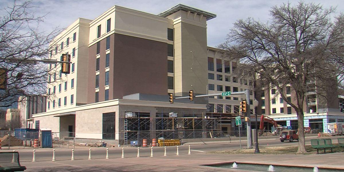 Amarillo's hotel industry boosts city's economy