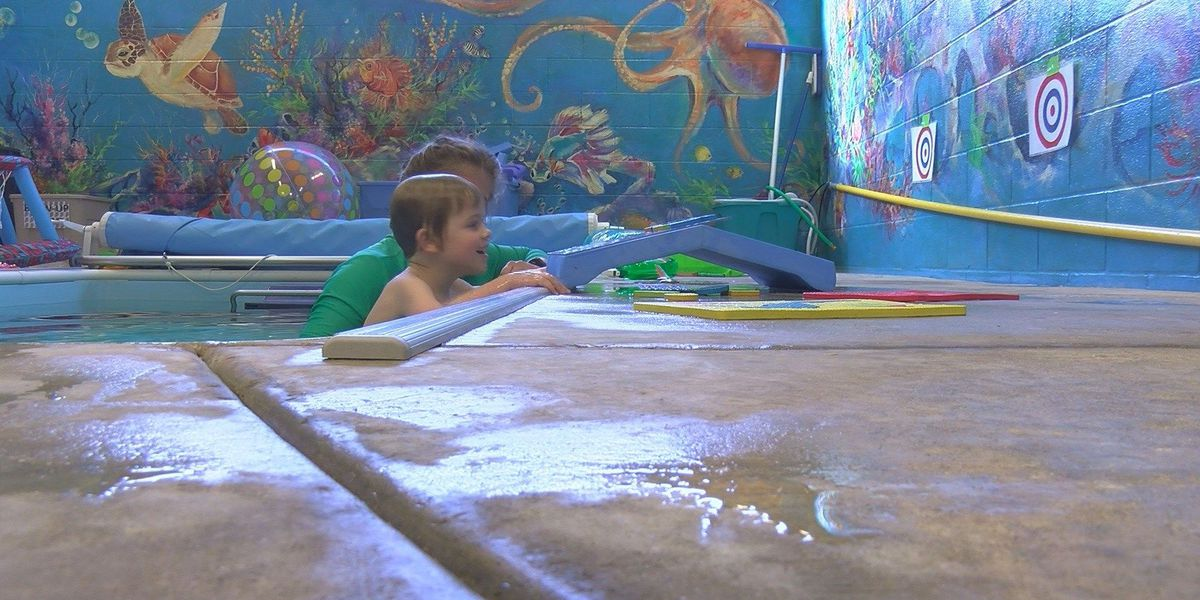 Making waves: Turn Center involved in clinical trial research with aquatic therapy and autism