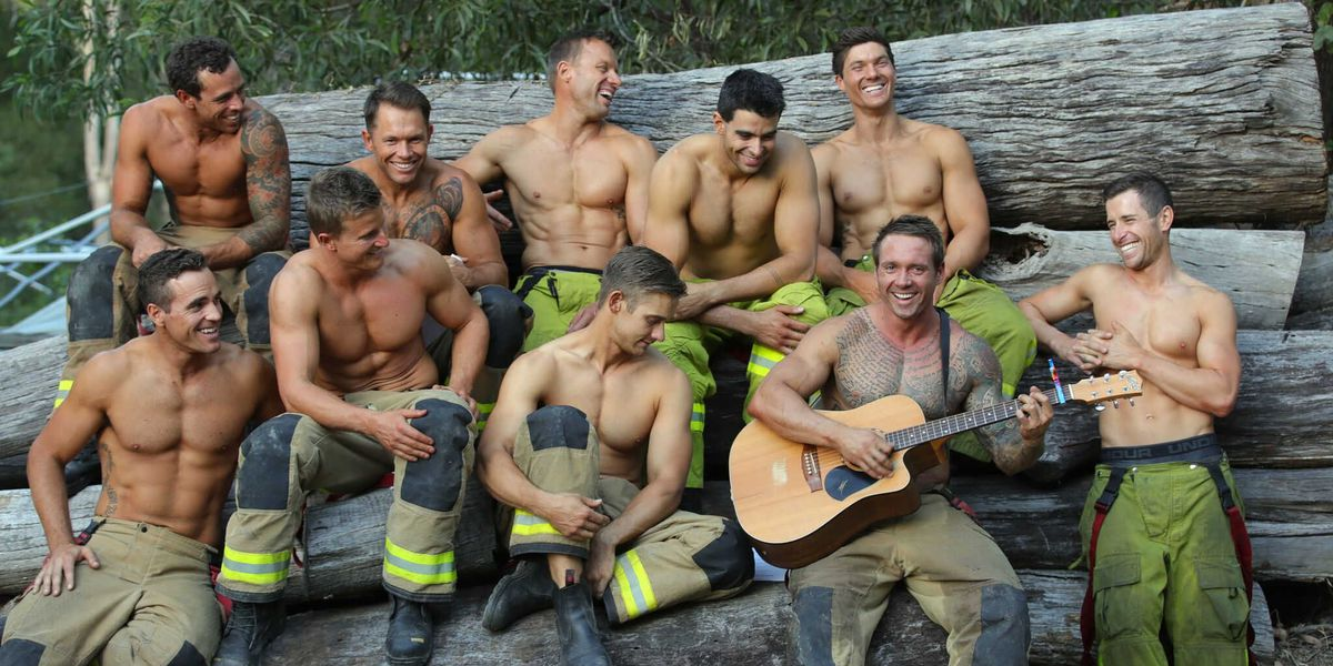 It's back and hotter than ever - the 2019 Australian Firefighters calendar is here with new surprises