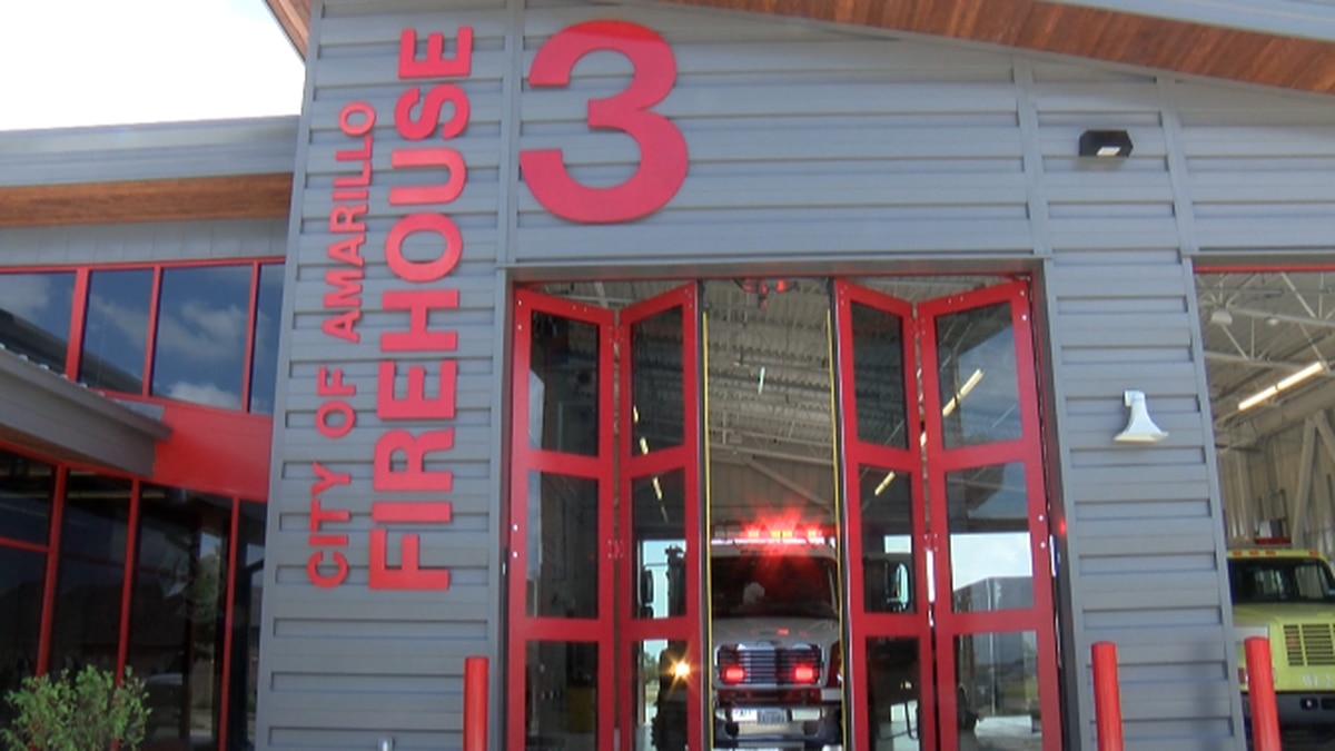 Fire Station 3, AFD's newest firehouse, opens its doors
