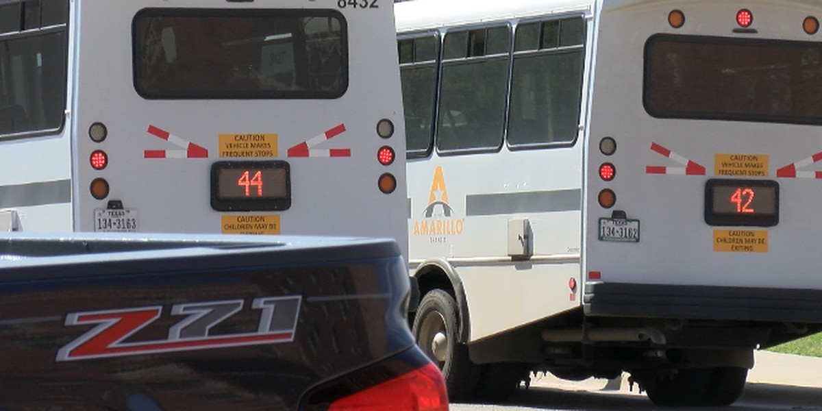 Amarillo City Transit proposing fare changes, route modifications