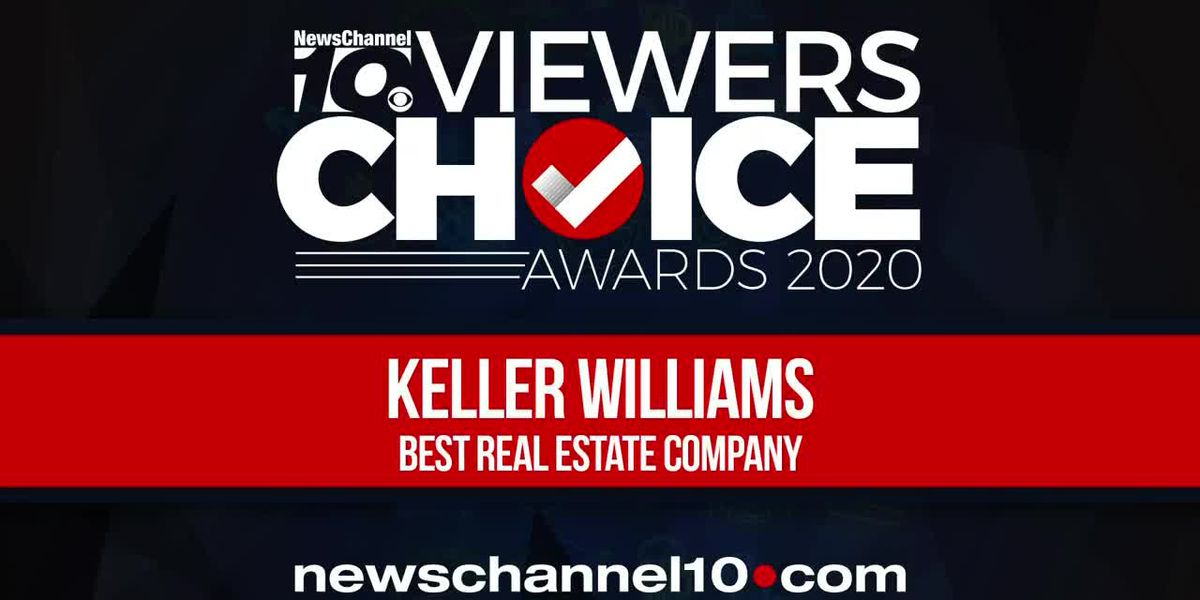 VIEWERS CHOICE AWARDS: KELLER WILLIAMS WINS BEST REAL ESTATE COMPANY