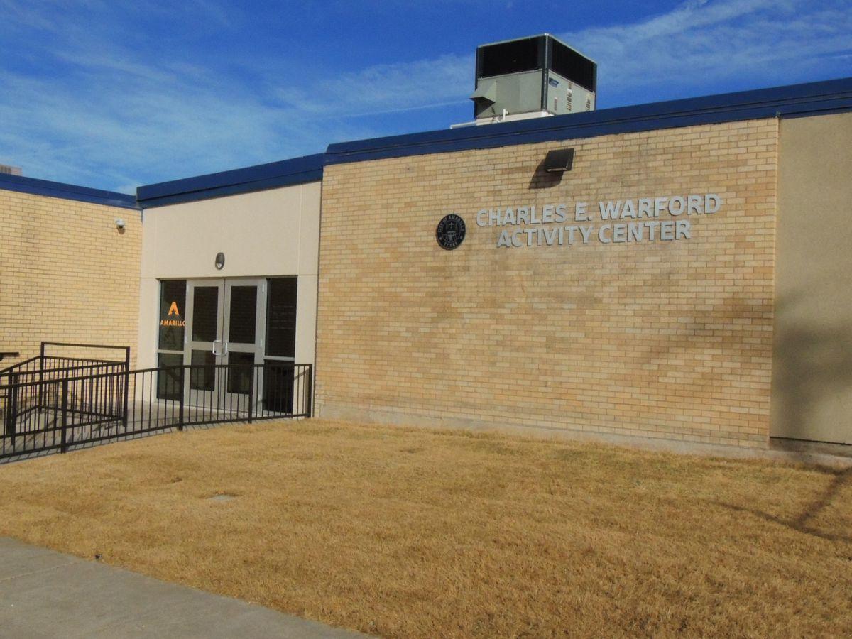 Brandon Smith awarded supervision of Warford Activity Center
