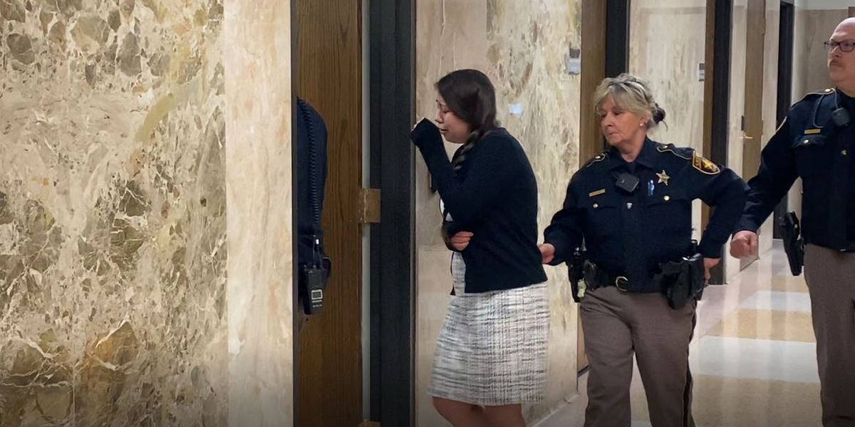 Mother found guilty of killing 1-year-old son sentenced to 50 years