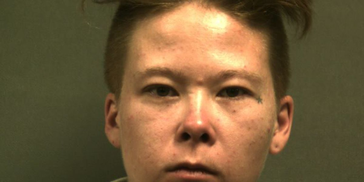 Woman wanted for aggravated robbery in police custody