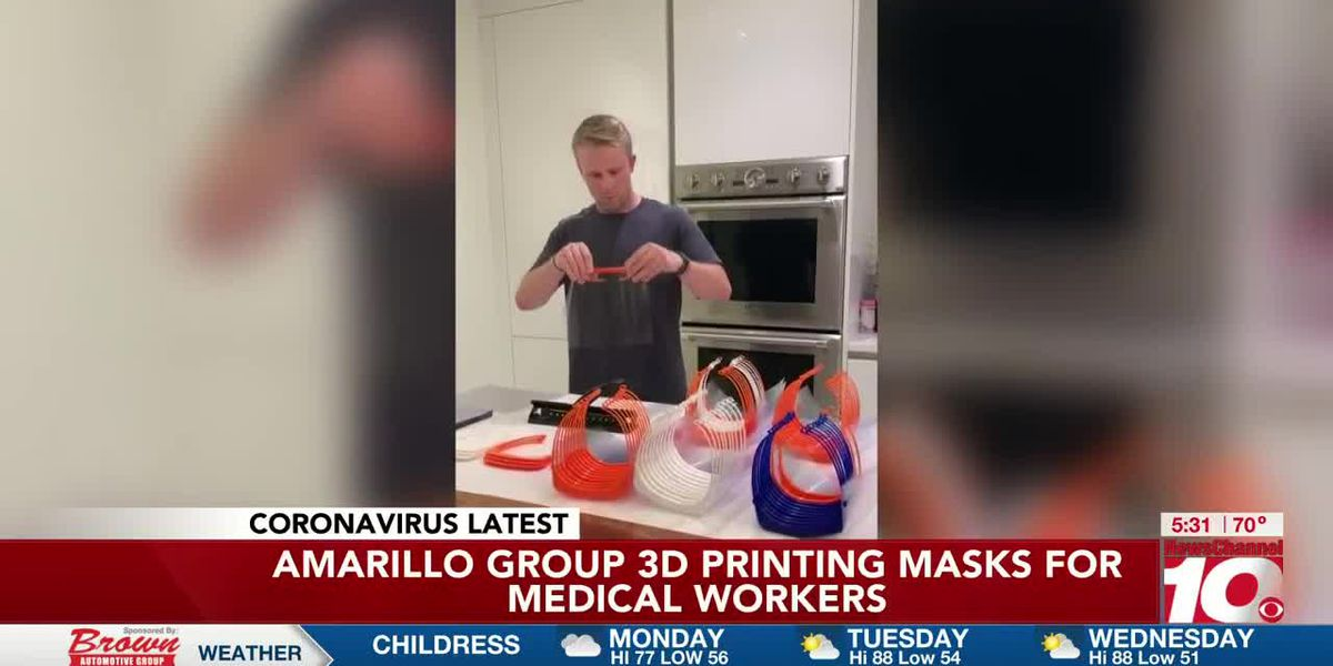 GoFundMe available to support local 3D face shield printing for area hospitals