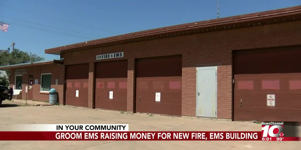 Groom EMS raising money for new fire, EMS station