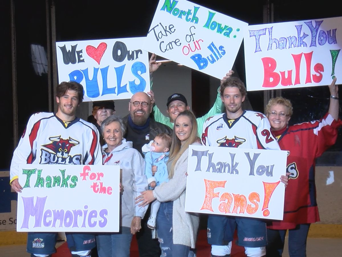 Bulls take down rival Warriors on Billet Family night