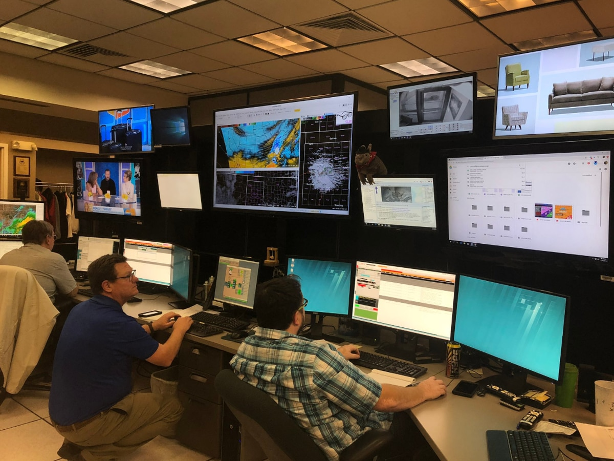 Preparing for winter's worst: NWS Amarillo gets hands-on emergency training ahead of season