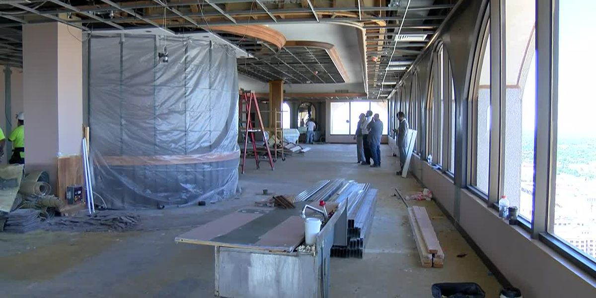 New in Amarillo: renovations, new steakhouse coming to downtown & a hidden healthy restaurant.
